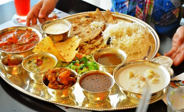 Traditional Meal of Uttar Pradesh