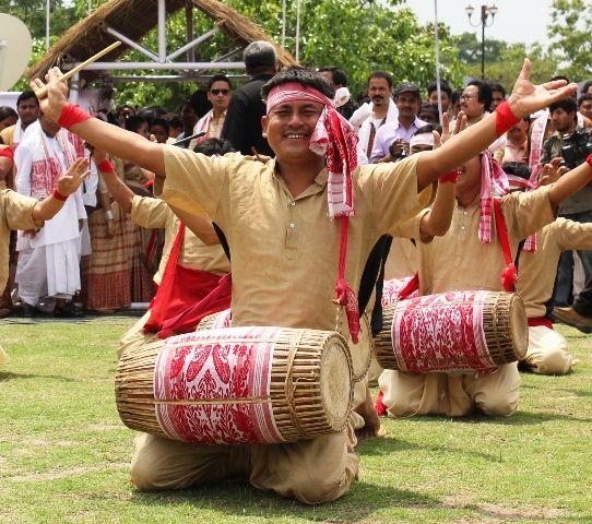 Vaishakhi festival of Punjab