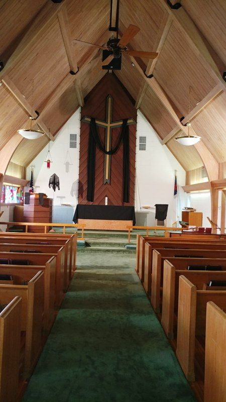 Grace Lutheran Church on Good Friday