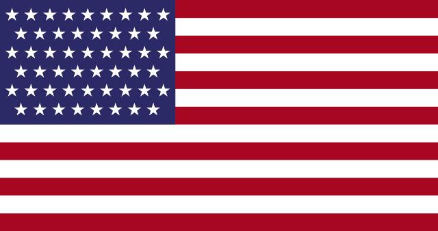 51-star US flag