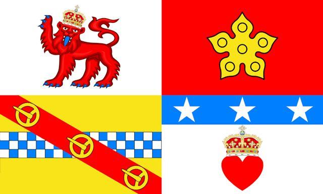 The Flag of Angus