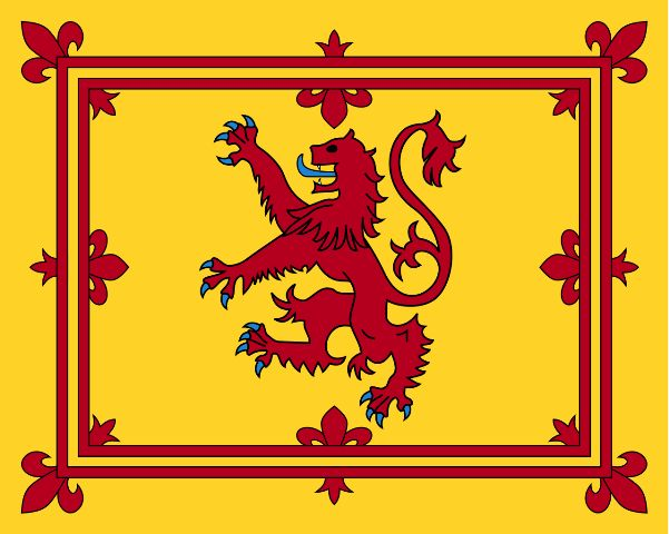 The Royal Rampant of Scotland