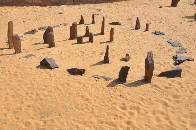 Nabta Playa stone circle