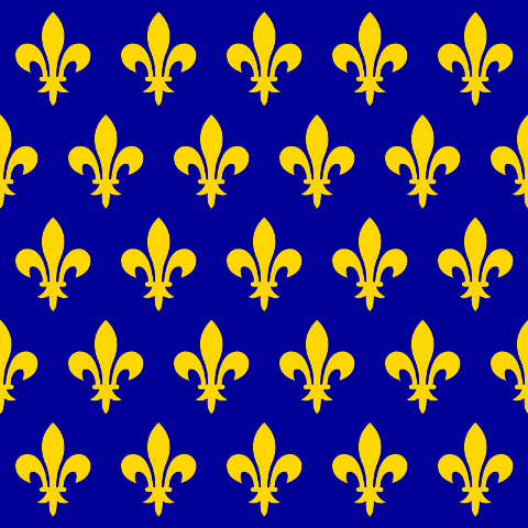 Flag of France (12th-13th century)