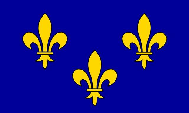 Valois Dynasty flag (1284-1589)