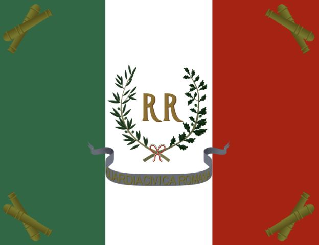 War flag of the Roman Republic