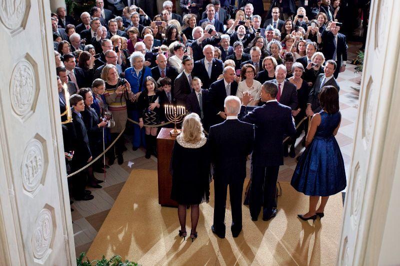 A White House Hanukkah Celebration