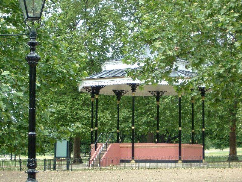 Bandstand, Hyde Park