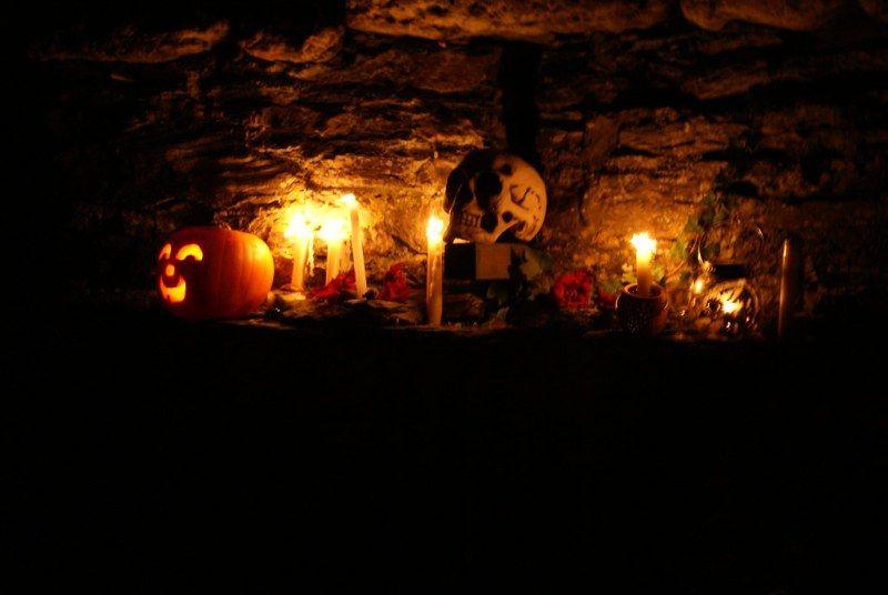 Samhain Offering