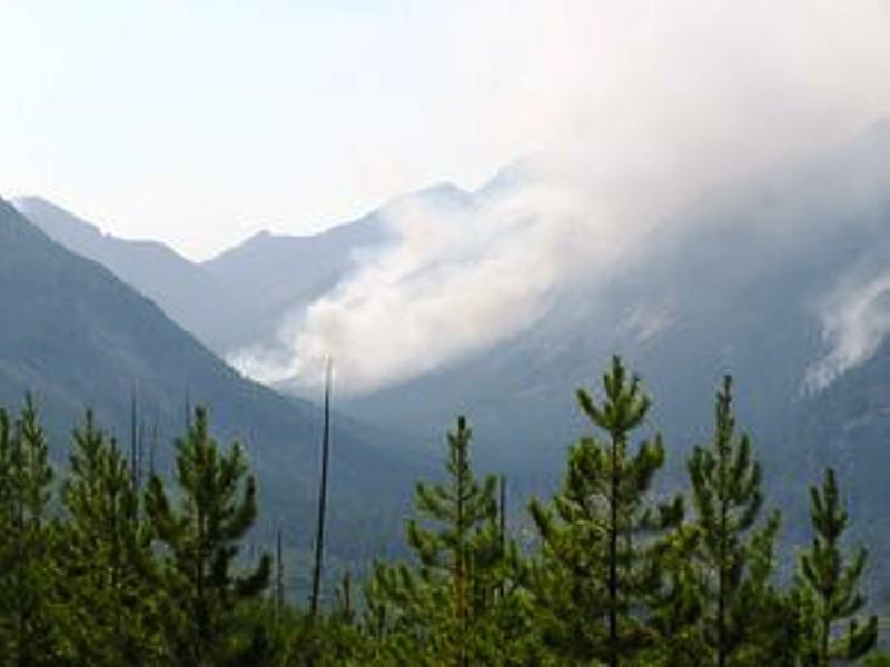 Bitterroot National Forest, Montana
