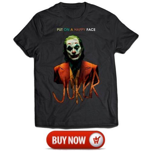 Joaquin Phoenix - Joker T-Shirt