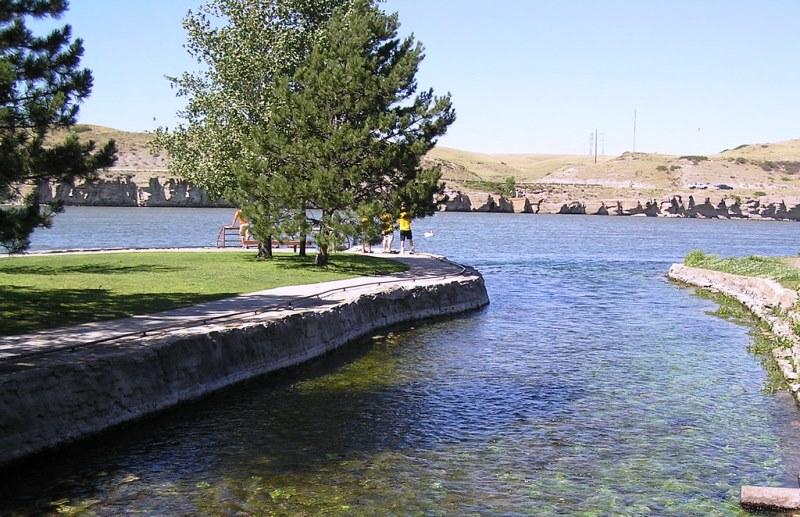 Roe River, Montana