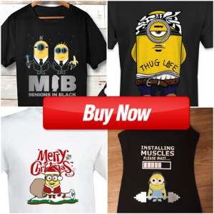 Amazing Minion T-Shirts